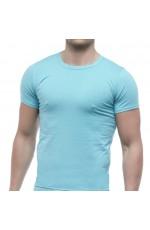T-Shirt Homem Decote Redondo